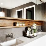 90 Great Bathroom Mirror Ideas-8699