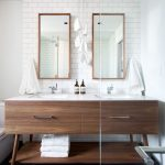 90 Great Bathroom Mirror Ideas-8701