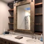 90 Great Bathroom Mirror Ideas-8678