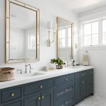 90 Great Bathroom Mirror Ideas-8708