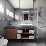 90 Great Bathroom Mirror Ideas-8711