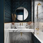 90 Great Bathroom Mirror Ideas-8714