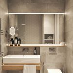 90 Great Bathroom Mirror Ideas-8719