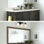 90 Great Bathroom Mirror Ideas-8724
