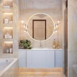 90 Great Bathroom Mirror Ideas-8740