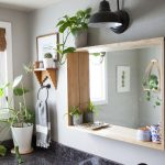 90 Great Bathroom Mirror Ideas-8741