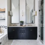 90 Great Bathroom Mirror Ideas-8682