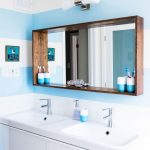 90 Great Bathroom Mirror Ideas-8746