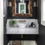 90 Great Bathroom Mirror Ideas-8749