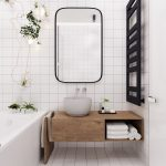 90 Great Bathroom Mirror Ideas-8750