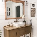 90 Great Bathroom Mirror Ideas-8755