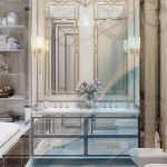 90 Great Bathroom Mirror Ideas-8761