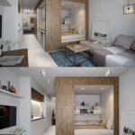 90 Interesting Modern Apartment Design Ideas - Tips On Redesigning Your Room for A More Dynamic Room-9921