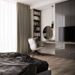 90 Interesting Modern Apartment Design Ideas - Tips On Redesigning Your Room for A More Dynamic Room-9938
