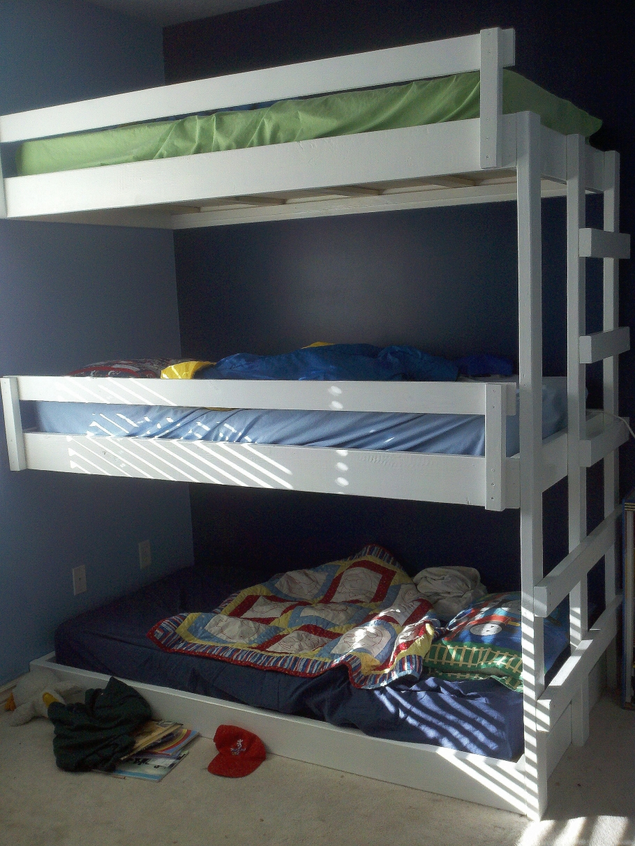 90 top Picks for A Triple Bunk Bed for Kids Rooms-9564