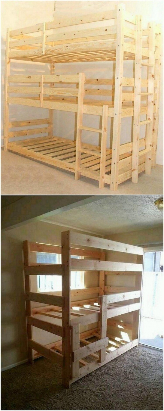 90 top Picks for A Triple Bunk Bed for Kids Rooms-9580