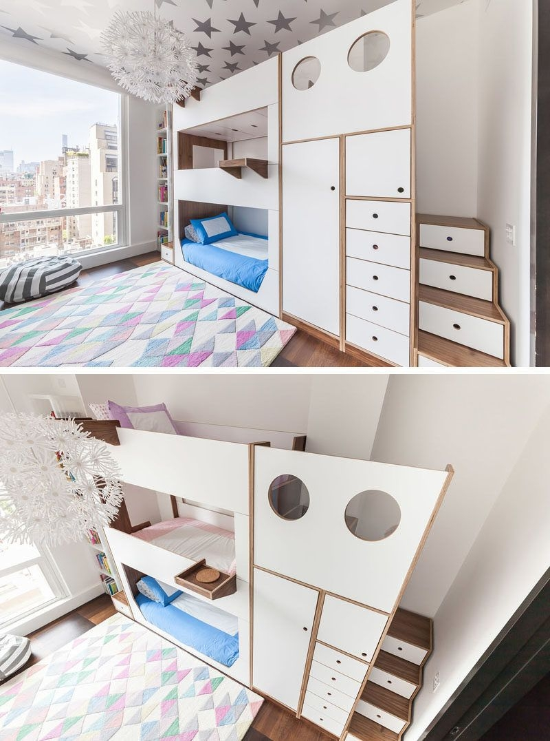 90 top Picks for A Triple Bunk Bed for Kids Rooms-9594
