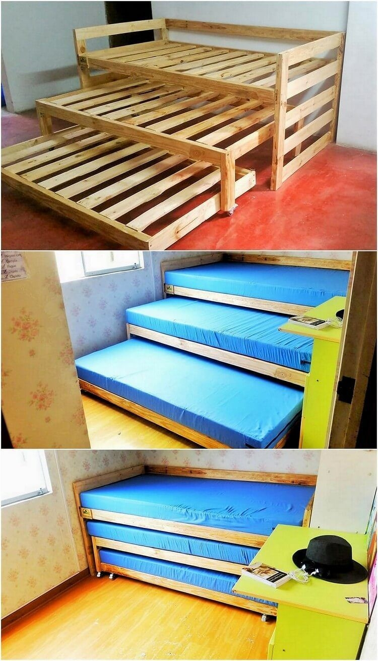 90 top Picks for A Triple Bunk Bed for Kids Rooms-9599