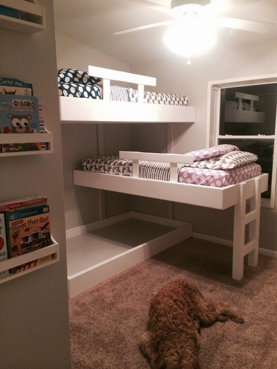 90 top Picks for A Triple Bunk Bed for Kids Rooms-9611