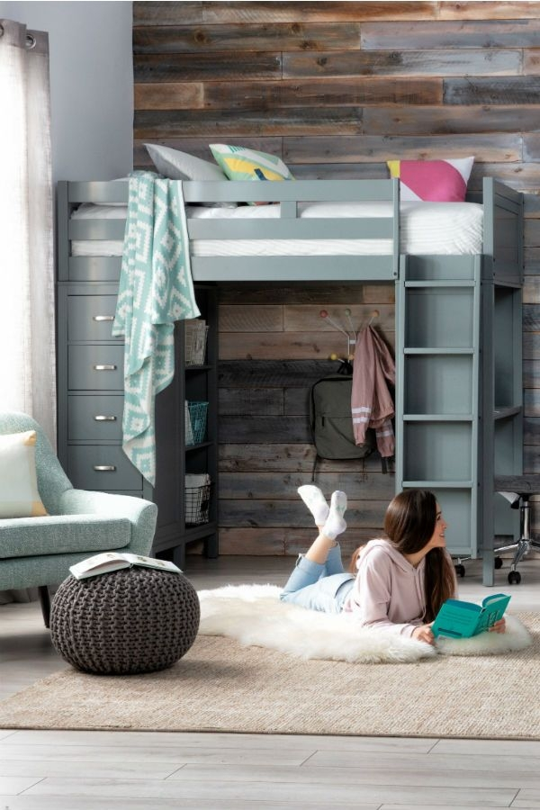94 Minimalist Bunk Beds Design Ideas - Tips for Designing the Space-10164