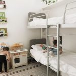 94 Minimalist Bunk Beds Design Ideas - Tips for Designing the Space-10166