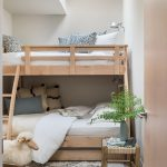94 Minimalist Bunk Beds Design Ideas - Tips for Designing the Space-10171