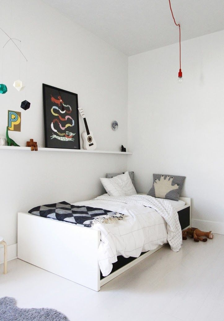 94 Minimalist Bunk Beds Design Ideas - Tips for Designing the Space-10184