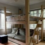 94 Minimalist Bunk Beds Design Ideas - Tips for Designing the Space-10185