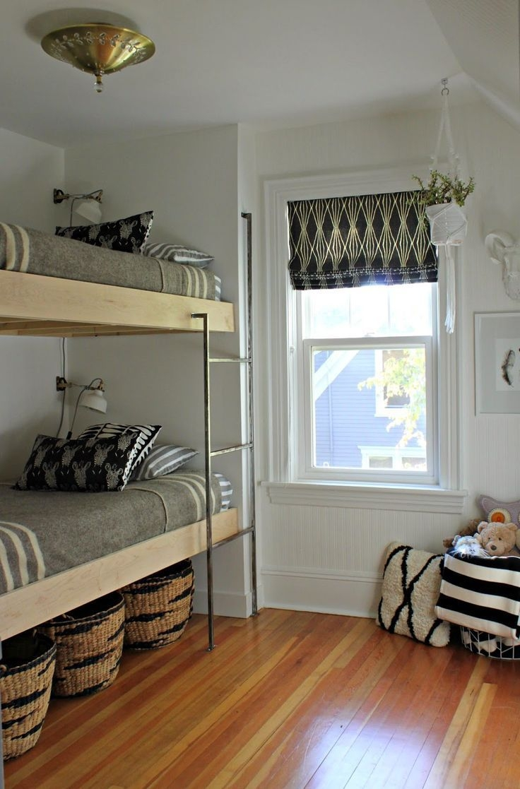 94 Minimalist Bunk Beds Design Ideas - Tips for Designing the Space-10186