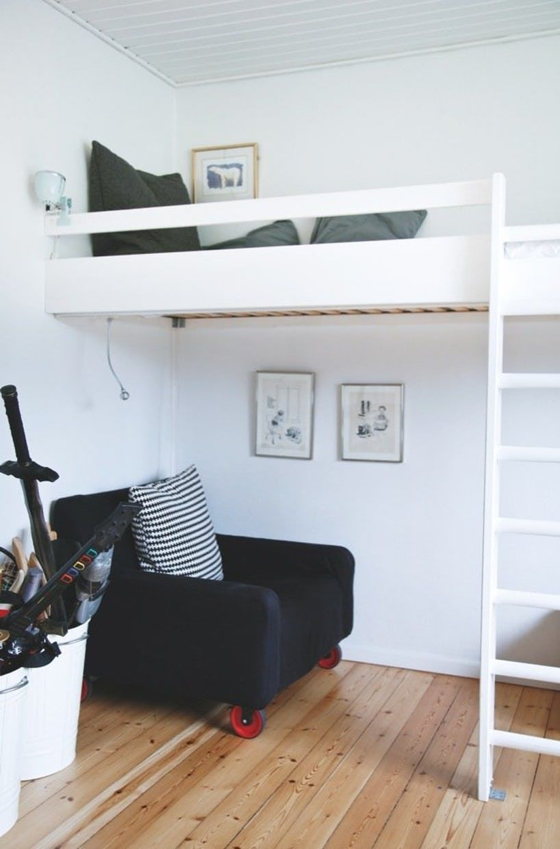 94 Minimalist Bunk Beds Design Ideas - Tips for Designing the Space-10204