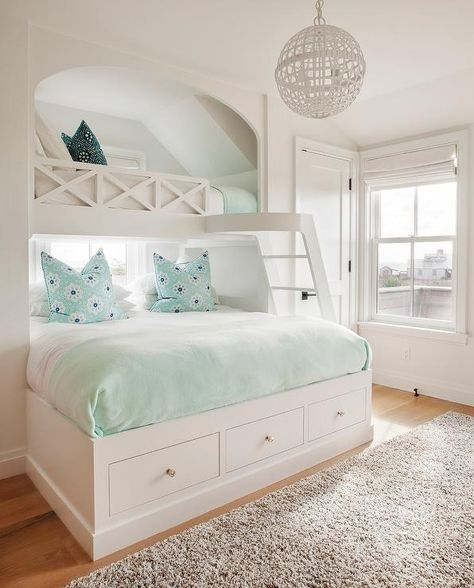 94 Minimalist Bunk Beds Design Ideas - Tips for Designing the Space-10206