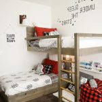 94 Minimalist Bunk Beds Design Ideas - Tips for Designing the Space-10207