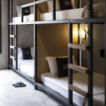 94 Minimalist Bunk Beds Design Ideas - Tips for Designing the Space-10209
