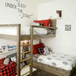 94 Minimalist Bunk Beds Design Ideas - Tips for Designing the Space-10214