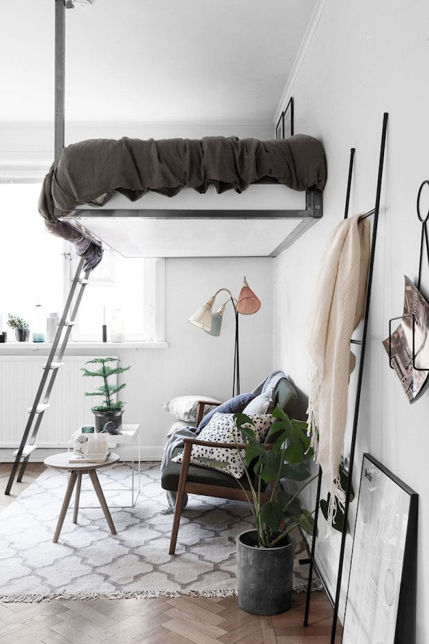 94 Minimalist Bunk Beds Design Ideas - Tips for Designing the Space-10216