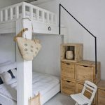 94 Minimalist Bunk Beds Design Ideas - Tips for Designing the Space-10218