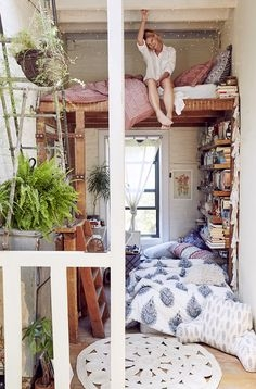 94 Minimalist Bunk Beds Design Ideas - Tips for Designing the Space-10231