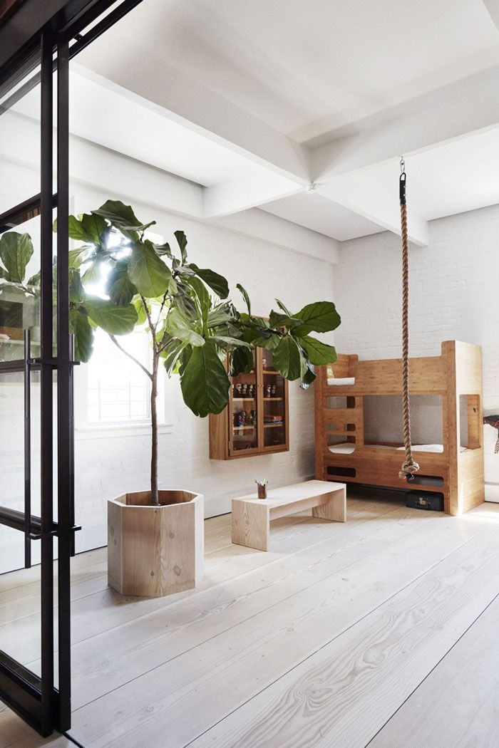 94 Minimalist Bunk Beds Design Ideas - Tips for Designing the Space-10240