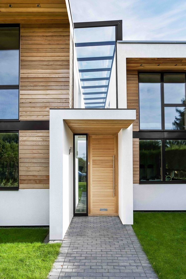 95 Examples Amazing Contemporary Flat Roof Design A Ho