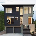 95 Examples Of Amazing Contemporary Flat Roof Design Of A House-9345