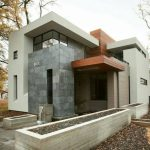 95 Examples Of Amazing Contemporary Flat Roof Design Of A House-9393