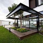 95 Examples Of Amazing Contemporary Flat Roof Design Of A House-9400