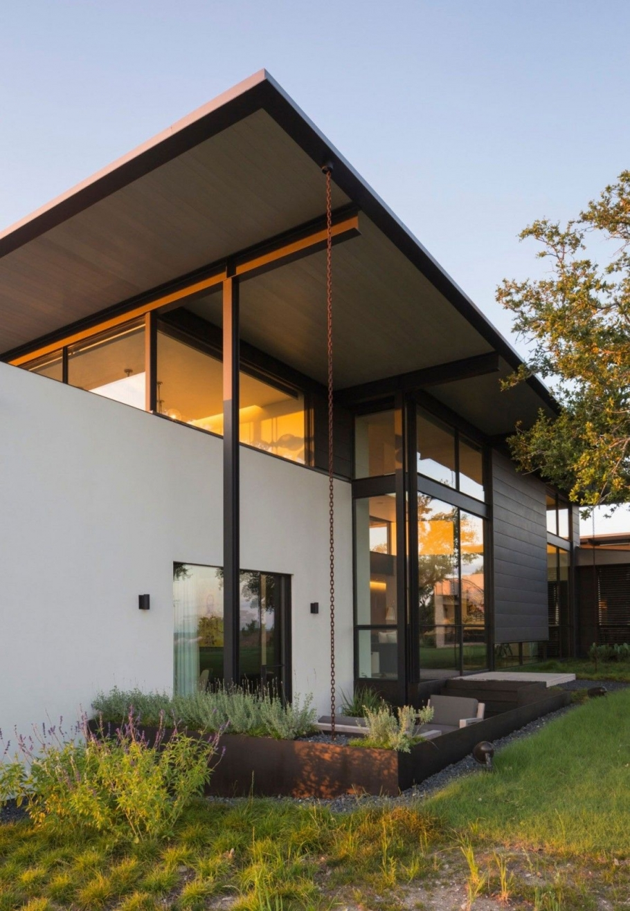 95 Examples Of Amazing Contemporary Flat Roof Design Of A House