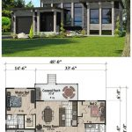 95 Examples Of Amazing Contemporary Flat Roof Design Of A House-9408