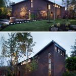 95 Examples Of Amazing Contemporary Flat Roof Design Of A House-9418