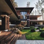 95 Examples Of Amazing Contemporary Flat Roof Design Of A House-9426