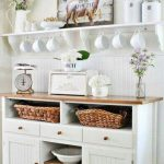 95 Farmhouse Kitchen Ideas On A Budget-8785