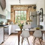 95 Farmhouse Kitchen Ideas On A Budget-8786