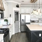 95 Farmhouse Kitchen Ideas On A Budget-8770