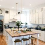 95 Farmhouse Kitchen Ideas On A Budget-8791